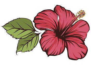 Hibiscus Flower Tattoos