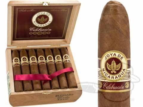 Joya de Nicaragua Celebracion Gordo 5 1/2 x 60—Box of 20 - Best Cigar Prices