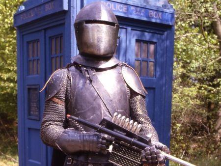 Doctor Who Podcast Episode 53: The Sylvester McCoy Era, Part 3: 'Battlefield'