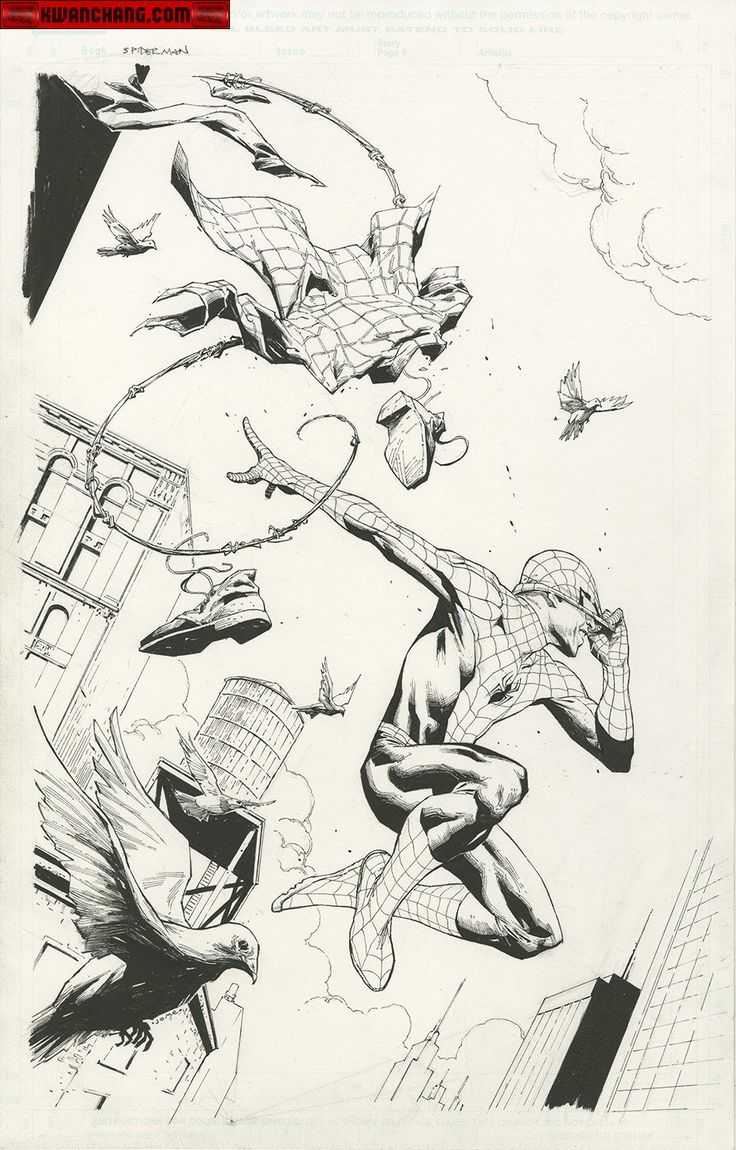 Kwan Chang :: For Sale Artwork :: Covers / Pinups by artist Jerome Opena