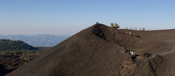 Explore sicily, escapes in mind. Mount Etna.