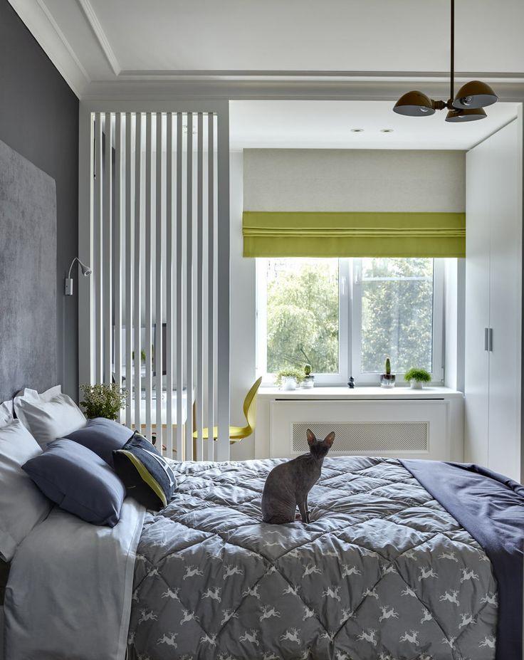 Фотография: Спальня в стиле Минимализм, Гид – фото на InMyRoom.ru