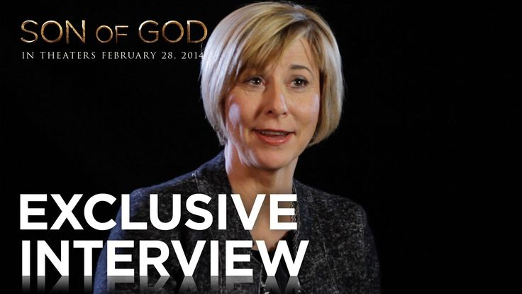 Lorna shares her favorite five minute clip from new movie, Son of God.