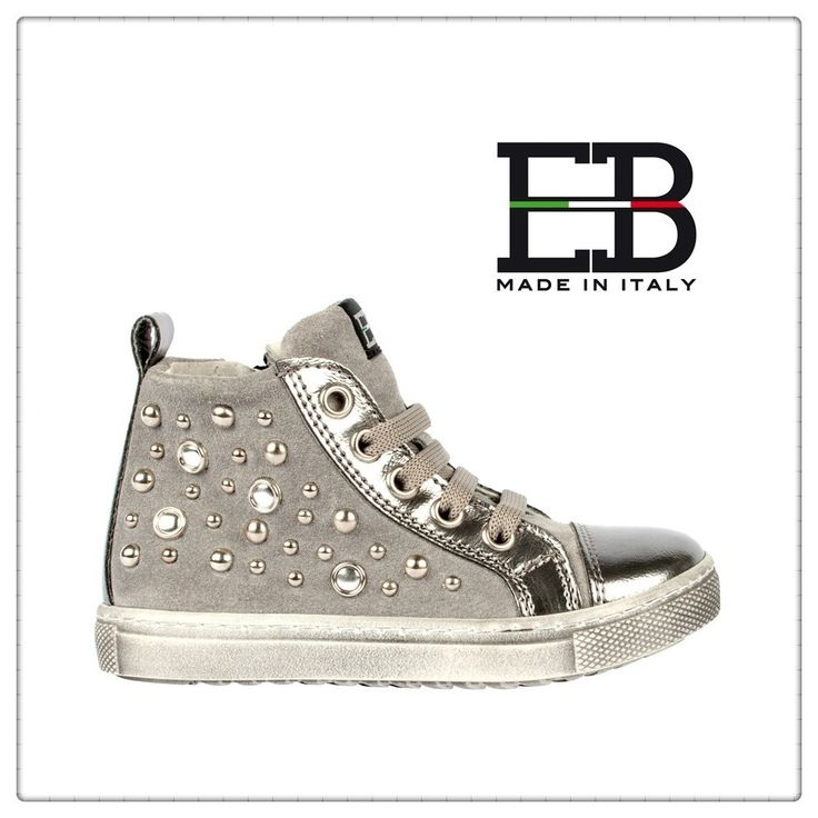Sneakers per le vostre bimbe by #EbShoes!
