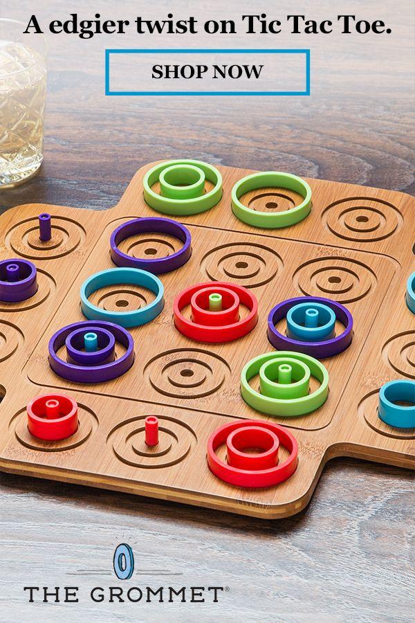 Multi Level Tic Tac Toe Game By Otrio Gift Ideas Pinterest