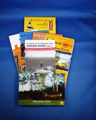 Darling Range Day Walk Map Pack