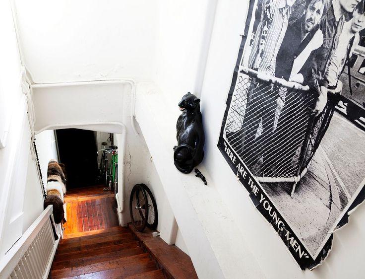 leuk bij de trap