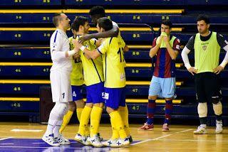 TIEMPO DE DEPORTE: El Gran Canaria FS se desplaza a Mallorca para med...