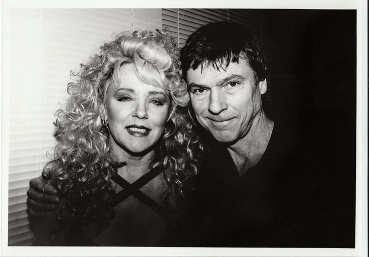 Johannes Brost och Mona Seilitz