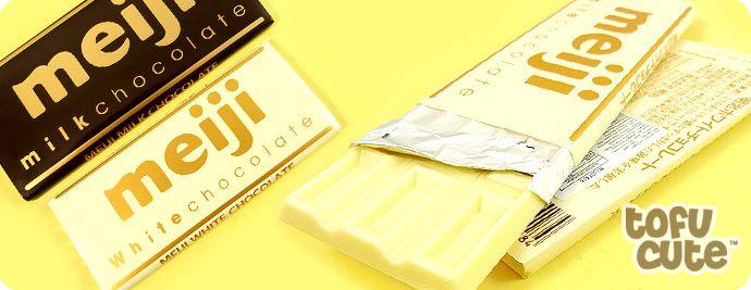 Meiji Chocolate Bar