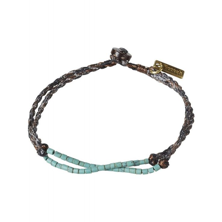 Scotch and Soda bracelet | John-Andy.com