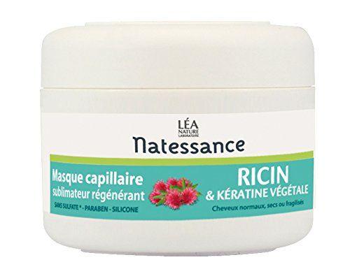 Natessance Masque À Lhuile de Ricin RATHER SAFE except for Benzyl Alcohol (8th ingredient, preservative 5/10 on ewg scale) lactic acid (4/10) Limonene (scent 6/10) Hexyl Cinnamal , Linalool (scents 5/10). Ingredients: Ricinus Communis (Castor Seed) Oil, Cetearyl Alcohol, Coconut Oil, Glycerin, Cetrimonium Chloride, Shea Butter, Macadamia Ternifolia Seed Oil, Inulin, Benzyl Alcohol, Parfum (Fragrance), Sodium Cocoyl Glutamate, Hydrogenated Castor Oil...