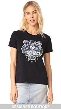 New KENZO Tiger Straight T-Shirt online. Perfect on the Marysia Swim Clothing from top store. Sku nfad71233iulc45585