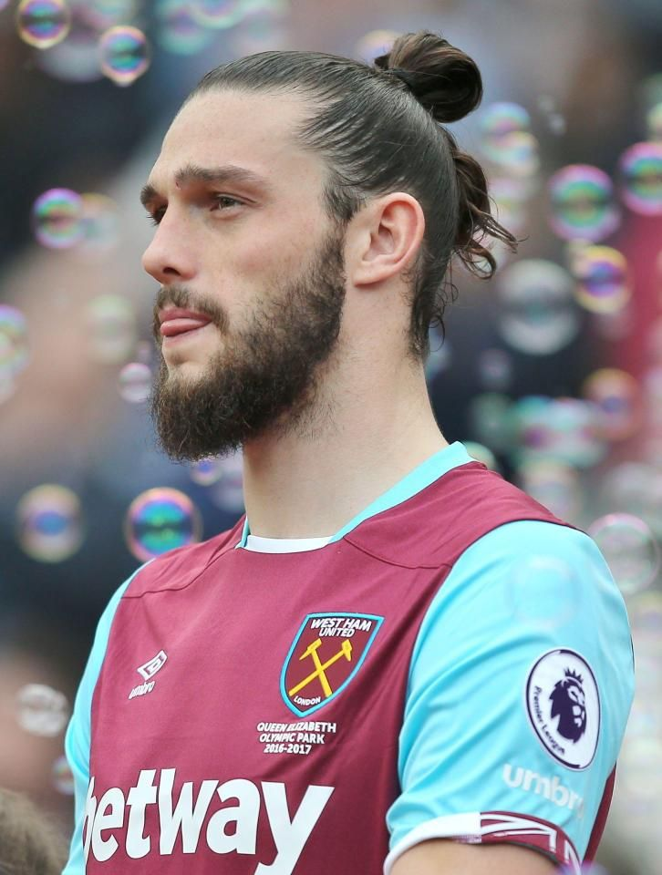 West Ham are looking for younger strikers with fewer fitness problems than Andy Carroll