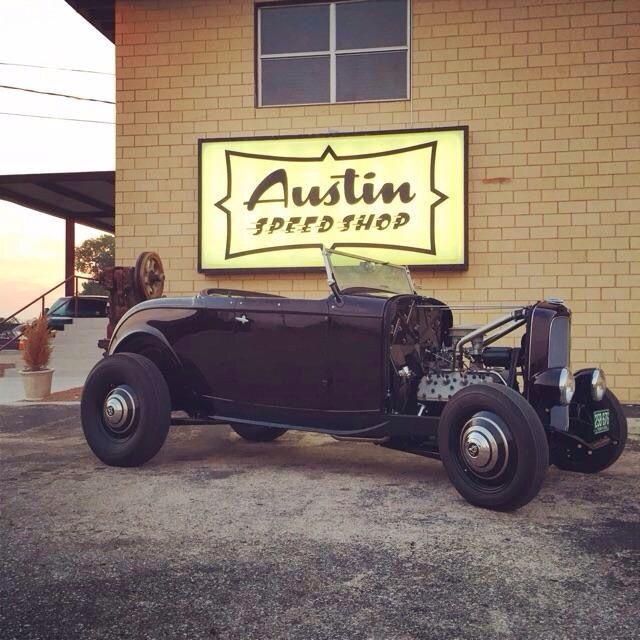 Inside Jesse James' Austin Speed Shop - Austin Business ...