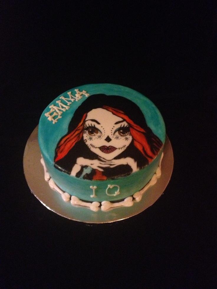 102 Best Monster High Birthday Cake Ideas Images On