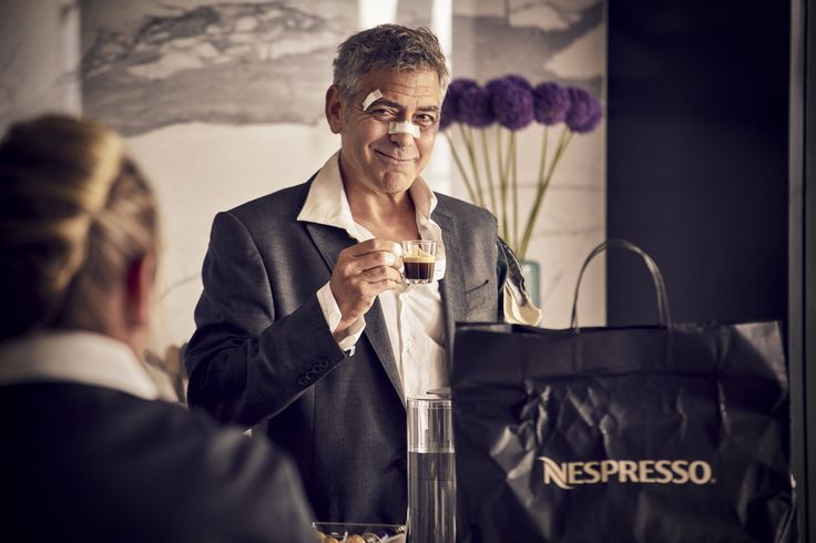 """Change Nothing"" I Nespresso I George Clooney"