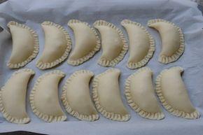 Empanada Dough* - for baking. There's also a recipe for dough used for fried empanadas and sweet empanadas.