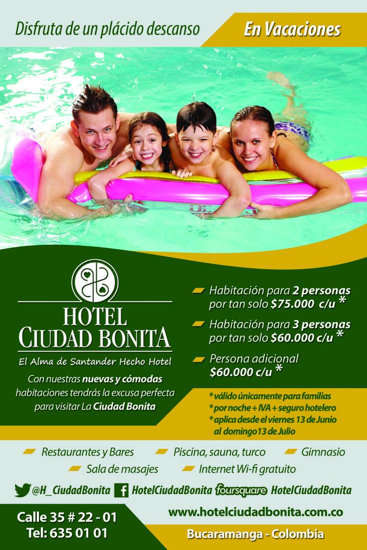 Hotel Ciudad Bonita Bucaramanga