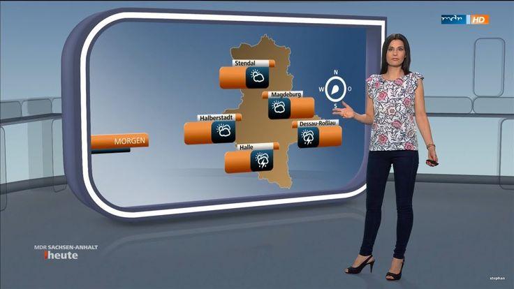 Stephanie Meißner | Wetter MDR Sachsen SAH | 04.06.2016