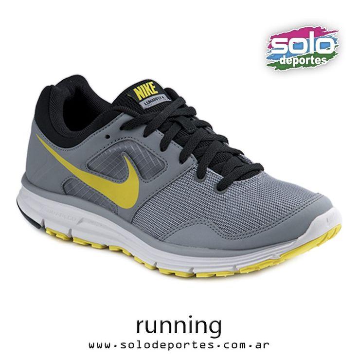 Nike LunarFly+4 Gris/Amarillo  Marca: Nike 510010554677070   $ 889,00 (U$S 150,69)