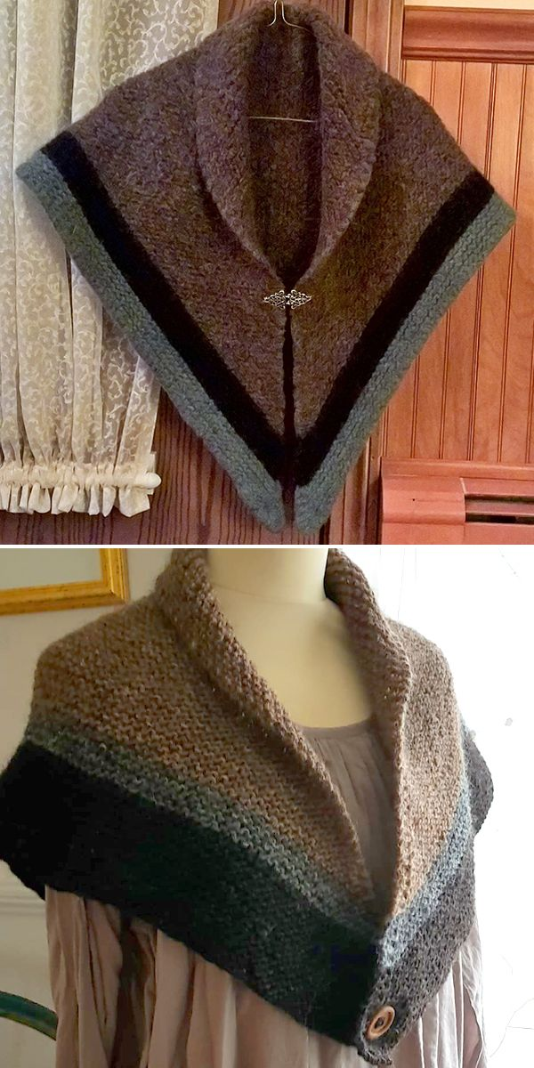 Free Knitting Pattern For Easy Outlander Inspired When In