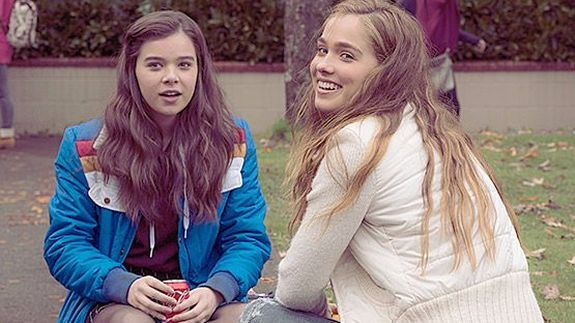 'The Edge of Seventeen' trailer finds Hailee Steinfeld dealing with teenage angst