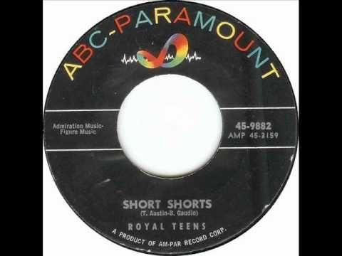 """▶ The Royal Teens - """"Short Shorts"""" - YouTube"""