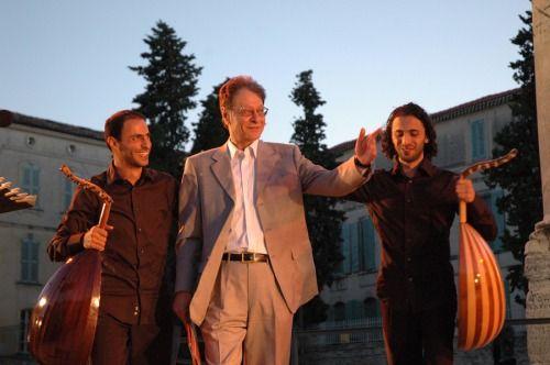 Mahmoud Darwish and Le Trio Joubran.