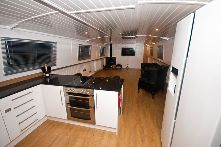 Strode 65ft x13ft Widebeam-  For more information on bespoke narrowboats and widebeam suitable for on-board living then go to our website: http://www.Pendle-narrowboats.com