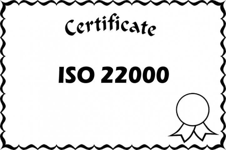 Gıda Güvenliği Yönetim Sistemi (ISO 22000) Temel Eğitimi - Gıda Müşavirim