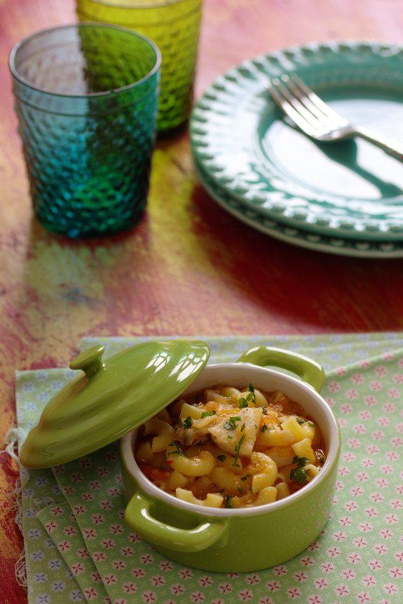 Receita de Massada de Bacalhau feita na Cuisine Companion do blogue Cinco Quartos de Laranja