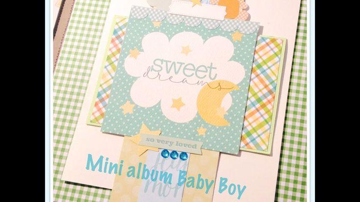 Mini-album Baby boy