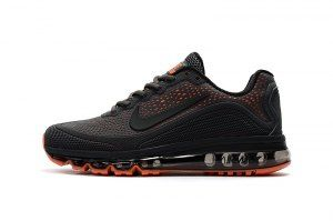 low cost 1882b 5afe1 Mens Nike Air Max 2017. 5 KPU Sneakers Carbon Gray Orange 898013 906 ...