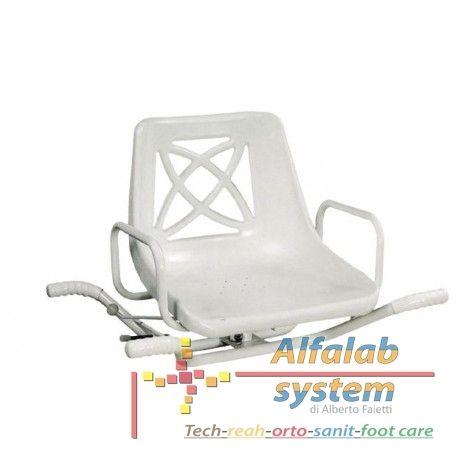 sedia girevole per vasca da bagno 9250 codice ba17 prodotto