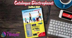 Catalogue Electroplanet Promotions Juillet 2017