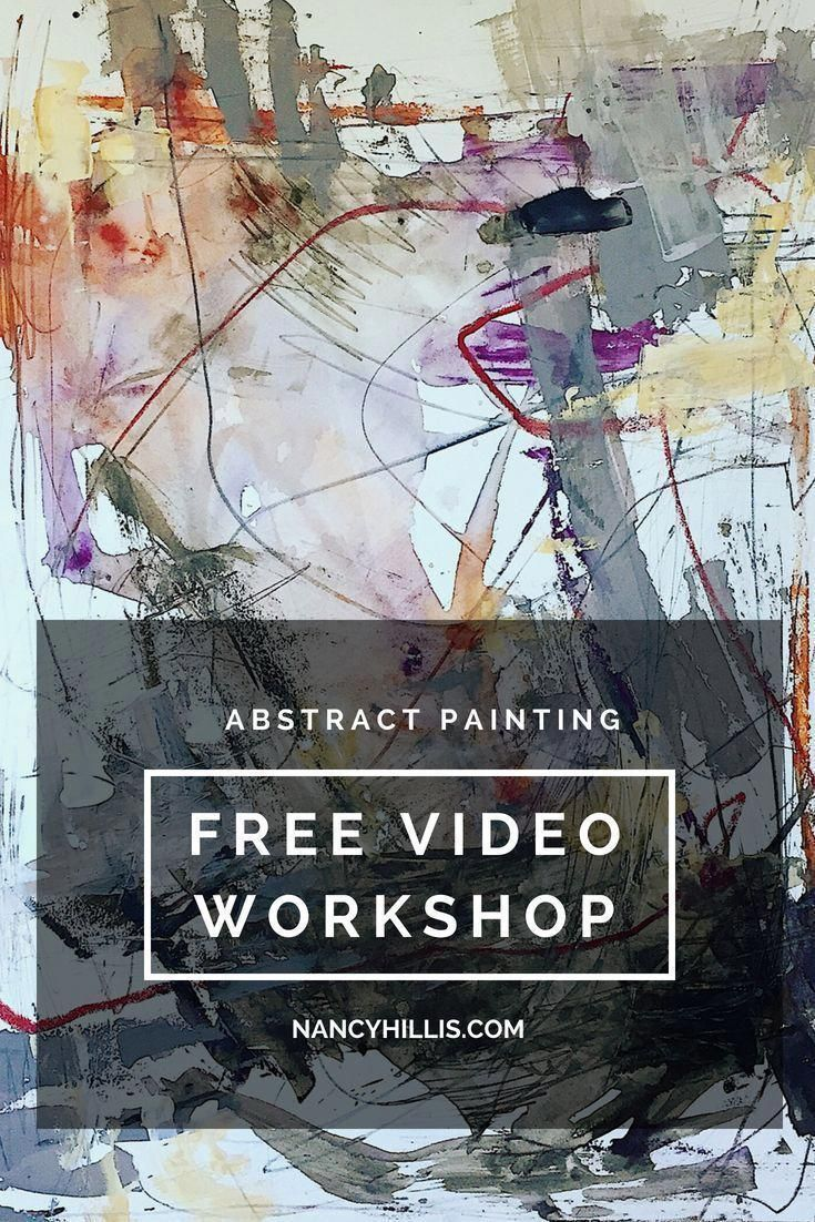 Discover 3 Secrets Of The Masters For Creating Abstract Paintings
