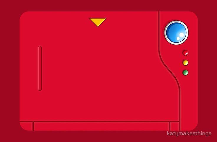 Original Pokedex | iPad Sleeve