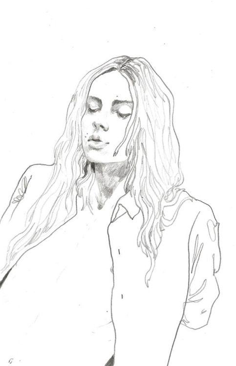 Andreja Pejic portrait