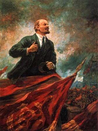October 1917: Russian Revolution by WorldofArun, via Flickr