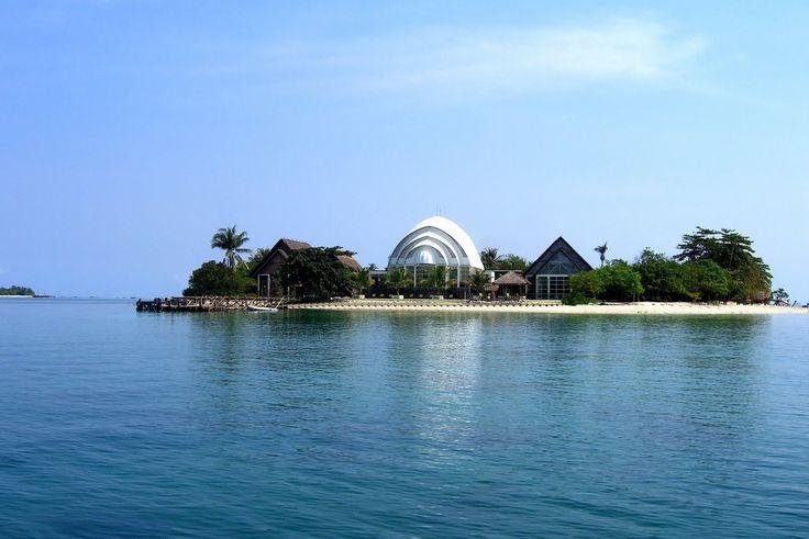 Pulau Umang, Pandeglang, Banten