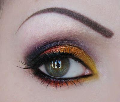 Makeup Tutorial : Tramonto - Sleek makeup