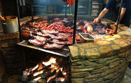 Unbelievable Barbecue Pit