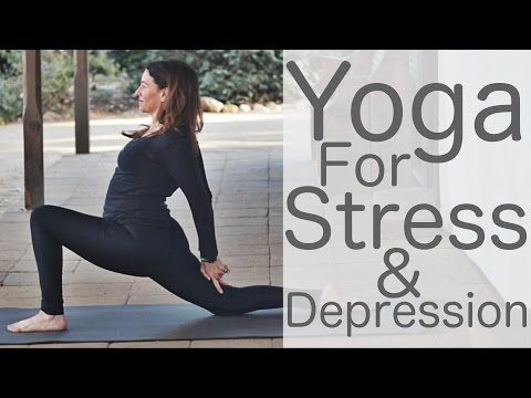 5 Yoga Videos for Depression