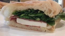 Sandwiches at Bakersfield