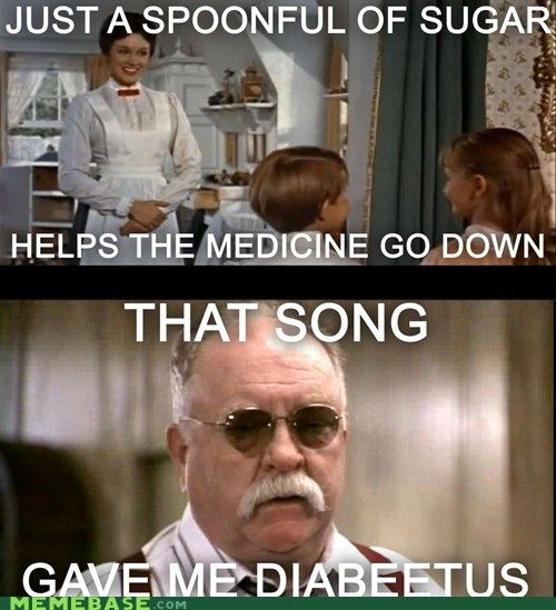Read this without singing or imitating Wilford Brimley, and my Friend, you are a better man than I.