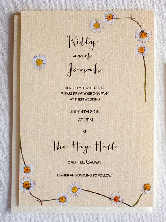 16 best Floral Wedding Invitations for fresh bridal ideas by - fresh invitation cards for new shop opening