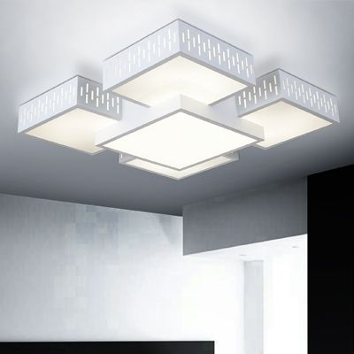 Aliexpress Buy Hot Sell Modern Brief Rectangle Living Room Lights Led Ceiling Light