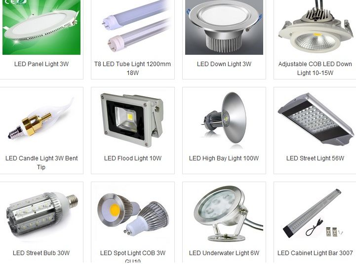 Facts about the #Led #Light #Supplier in #China  The Led lights have great qualities like  • Saving 70-80% of energy  • Easy to install  • Eco friendliness  • Hundred percent recyclable  • High brightness  • Low maintenance  • Free from toxic chemicals  • Good life term Winson led light manufacturer is one such company that sells all the above products plus some more products at a very economical price.