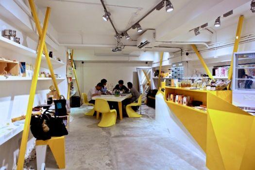 Hong Kong Design Concept Store Doubles As Co-Working Space     via PSFK: http://www.psfk.com/2012/04/hong-kong-store-co-working-space.html#ixzz1sheAdxYY
